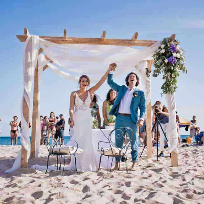 Wedding Package 1 Beach Feet In The Sand